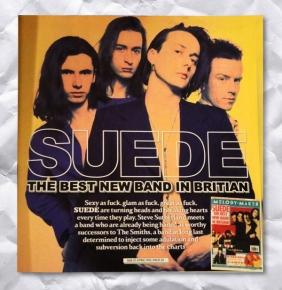 The band circa 1992
